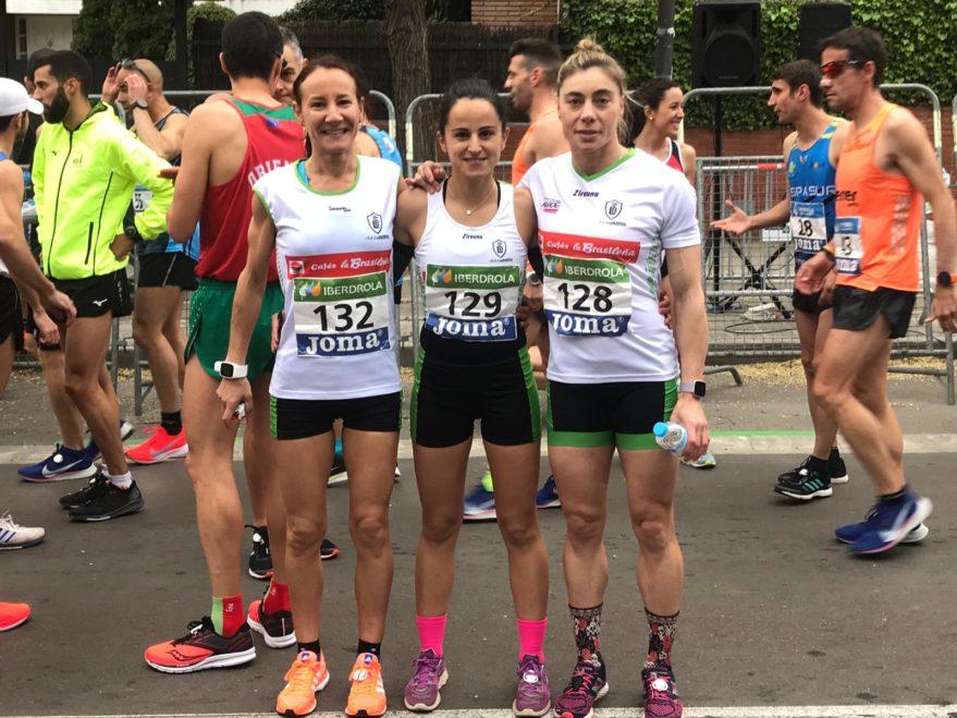 elena loyo campeona españa media maraton
