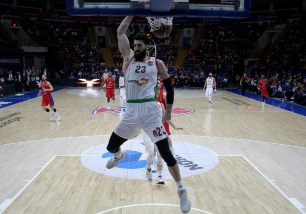 Baskonia jugará fuera las tres primeras jornadas de Euroleague