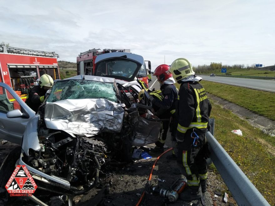accidente ruta de europa