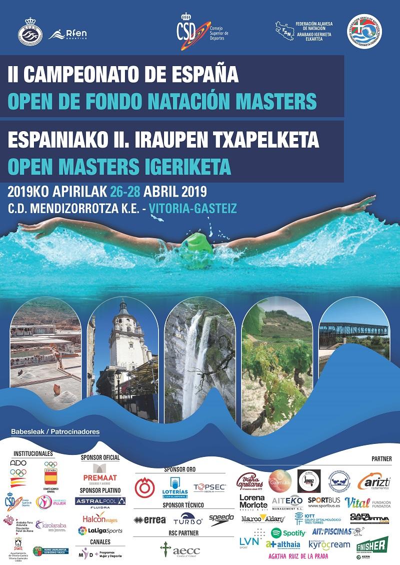 open masters natacion vitoria