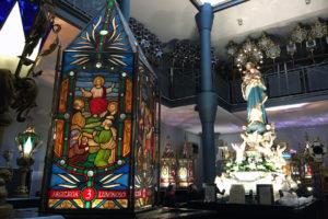 El Rosario de los Faroles prepara su 125 cumpleaños con nuevos faroles