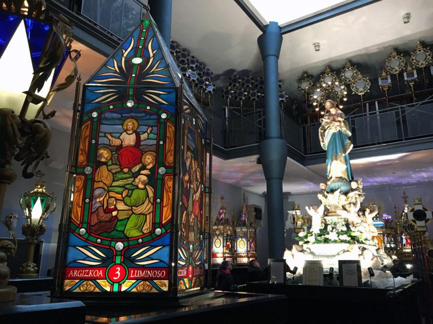 Museo de los faroles Vitoria