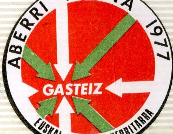 """""""Aberri Eguna 1977: represión y nieve en Vitoria-Gasteiz"""""""