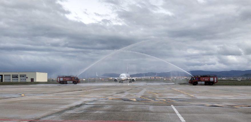 vuelos Ryanair desde Foronda