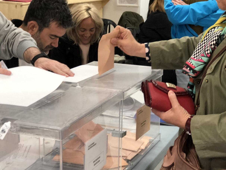 Ya se han sorteado las mesas electorales para el 26M