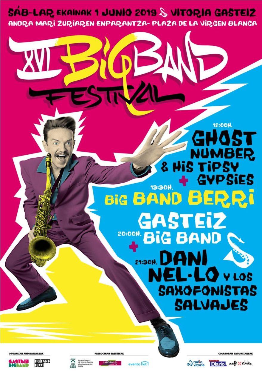 Cartel Big Band Festival  2019