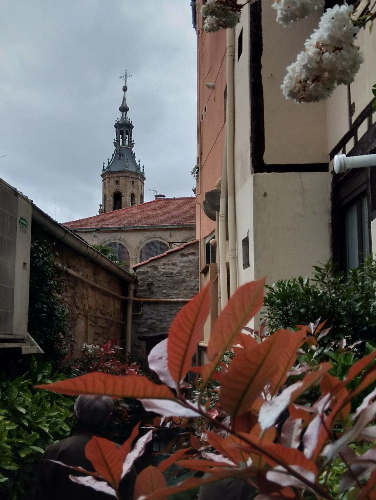 Caños medievales Vitoria Gasteiz San Miguel