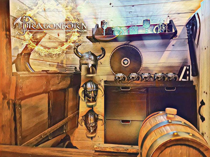 Dragonborn-sala-escape-vitoria