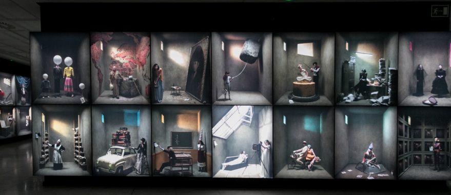 Exposición 365º Eugenio Recuenco