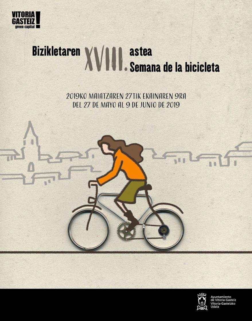 Semana del bicicleta 2019