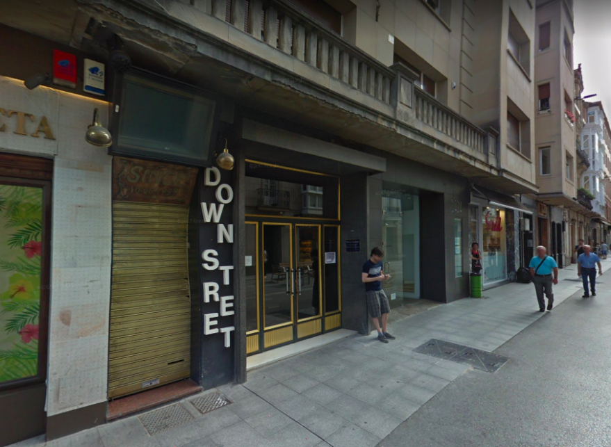 down street calle san prudencio