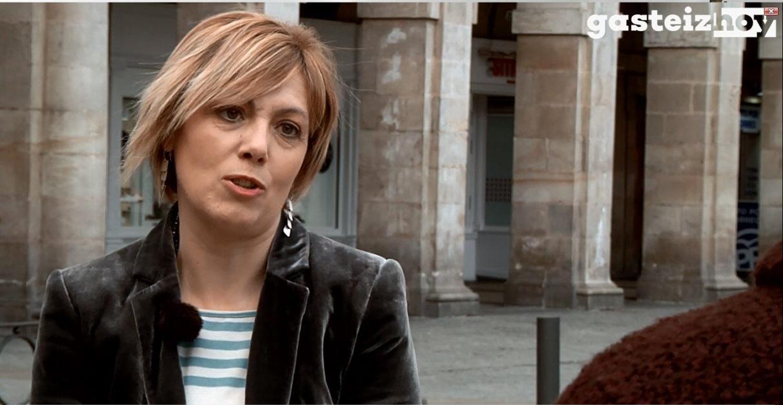 Miren Larrion reconoce que abrió una cuenta con la documentación de otra compañera | Gasteiz Hoy