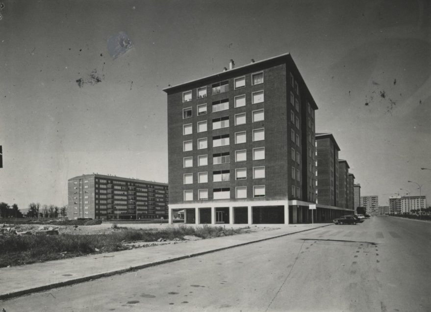 Avenida Gasteiz 1970