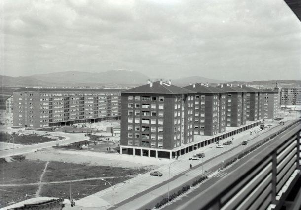 Avenida del Generalísimo: escaparate de la nueva Vitoria de los años 60-70