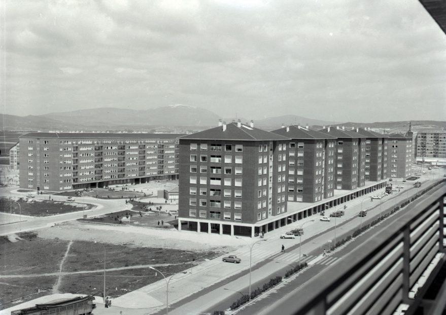 Avenida Gasteiz 1971