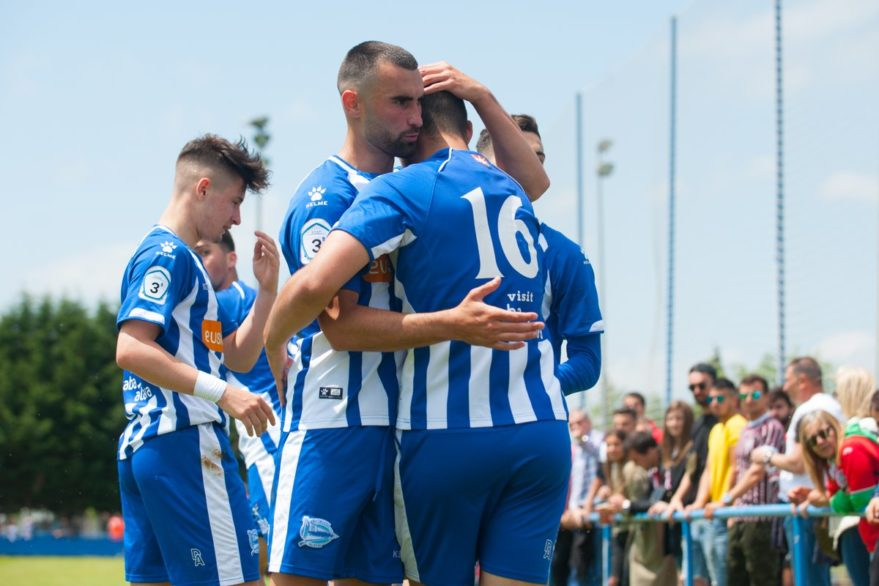 alaves b eliminatorias ascenso segunda b