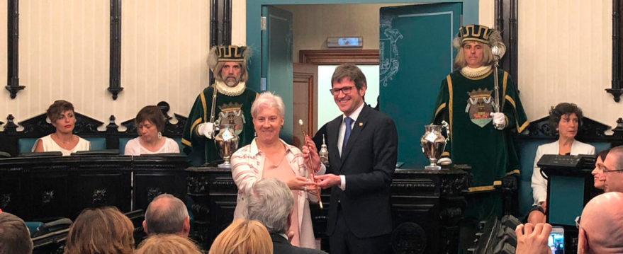 Gorka Urtaran es reelegido alcalde de Vitoria-Gasteiz