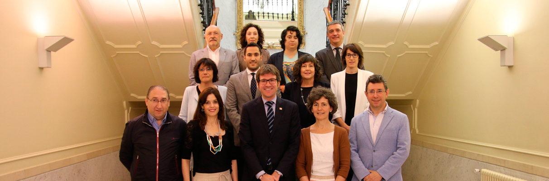 Estos son los concejales por áreas del Ayuntamiento de Vitoria-Gasteiz
