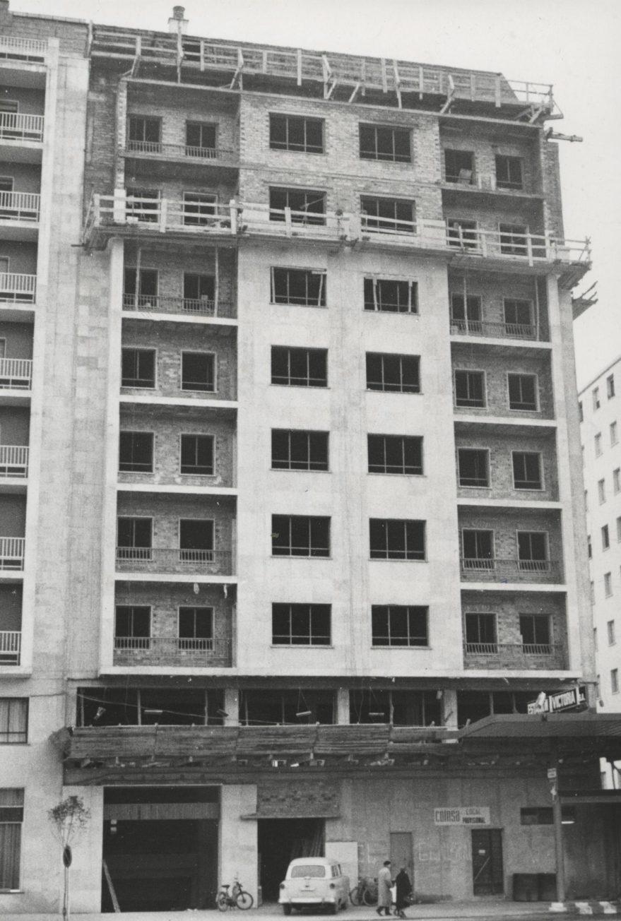 hotel general álava victoria gasolinera 1964 vitoria