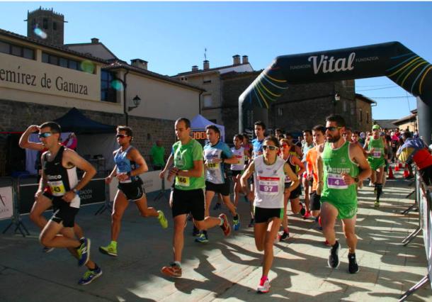 Se suspende la Media Maratón de la Rioja Alavesa por falta de inscripciones