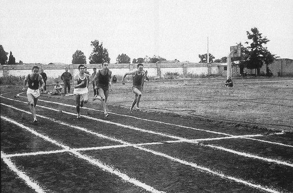pista de atletismo vitoria