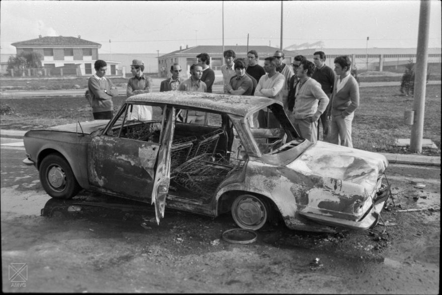 accidente arriaga 1974