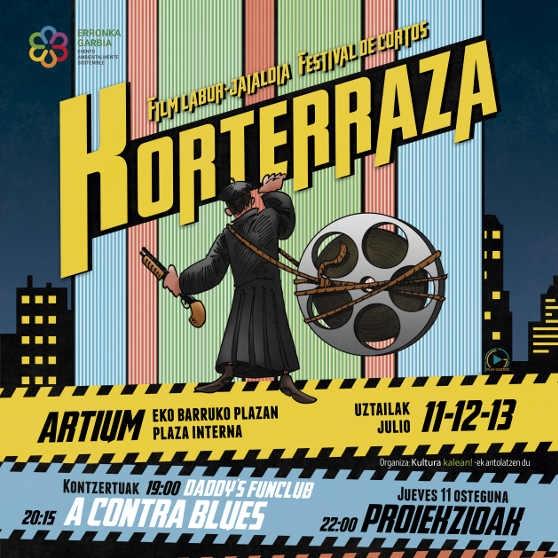 Cartel Korterraza 2019