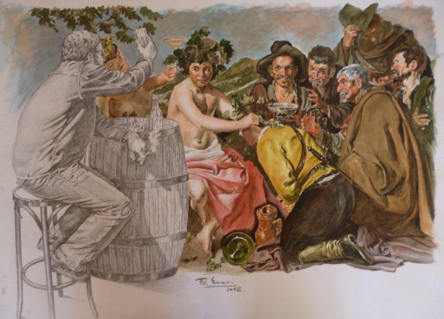 Obra de la exposición 'Lo que Velázquez no pudo ver'
