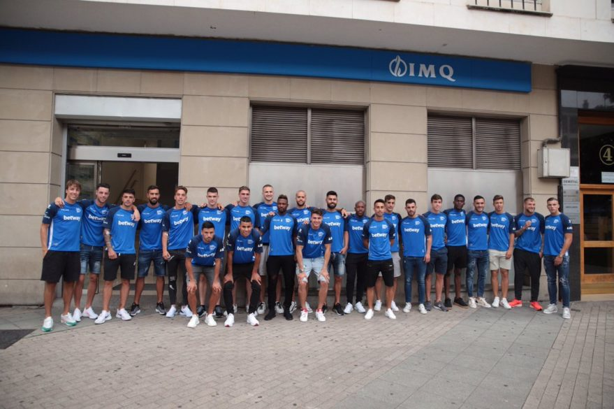 alaves pretemporada 2019
