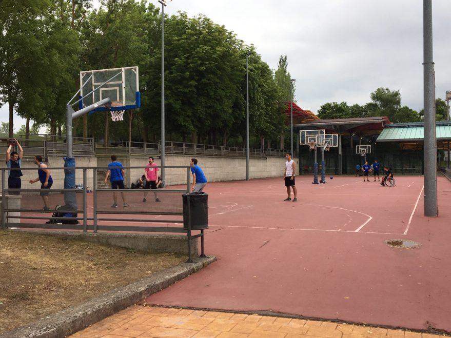 baloncesto en vitoria