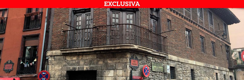Particulares compran el palacio Gobeo-Guevara, antiguo Museo de Arqueología
