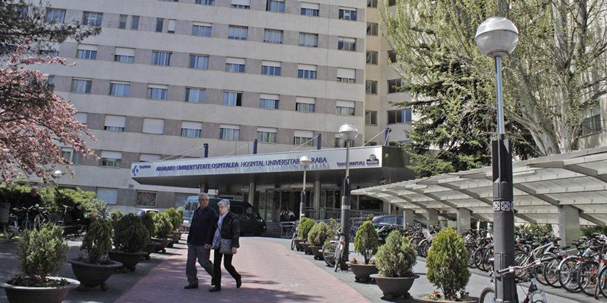 osakidetza enfermeria falta de plazas