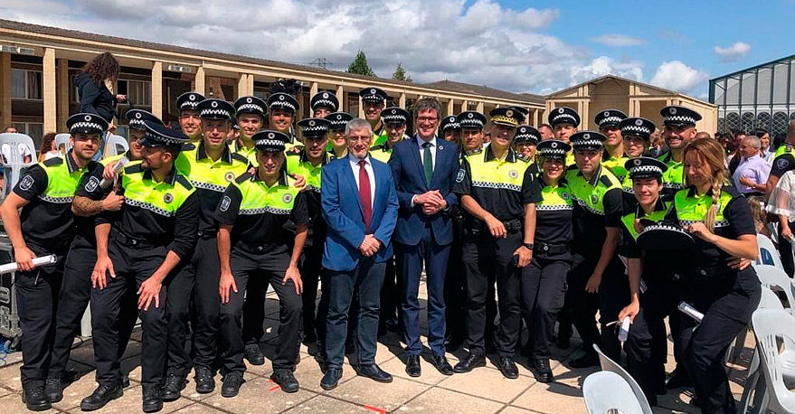 policia local nuevos agentes vitoria