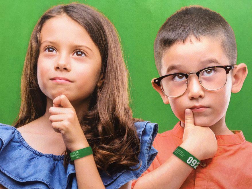 pulseras la blanca 2019 para niños perdida