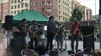 Potato @ Calle Gorbea esquina Sancho el Sabio