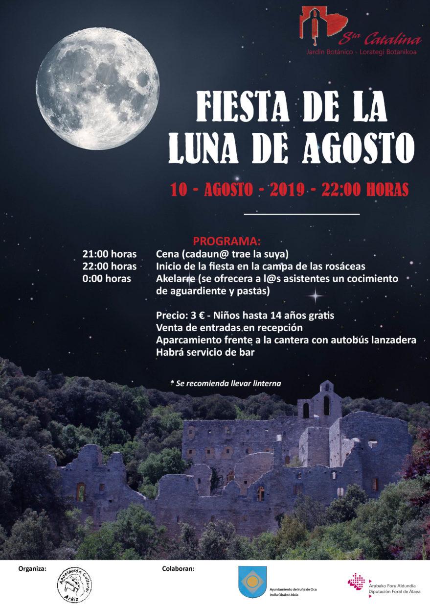 Fiesta de luna de agosto