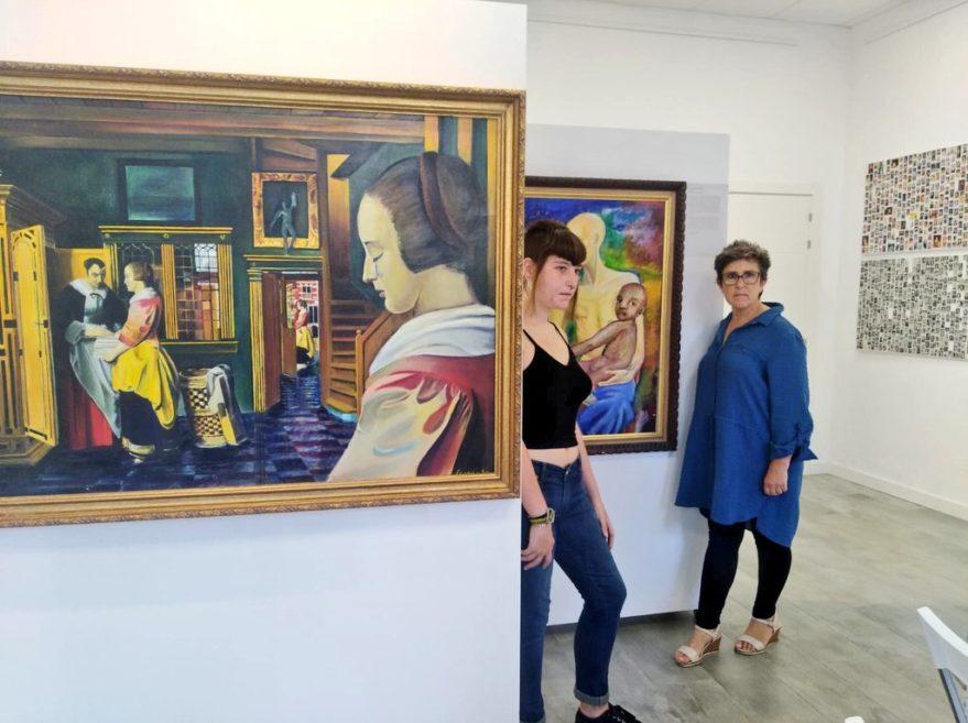 """Exposición """"Reflexiones sobre mujeres"""""""