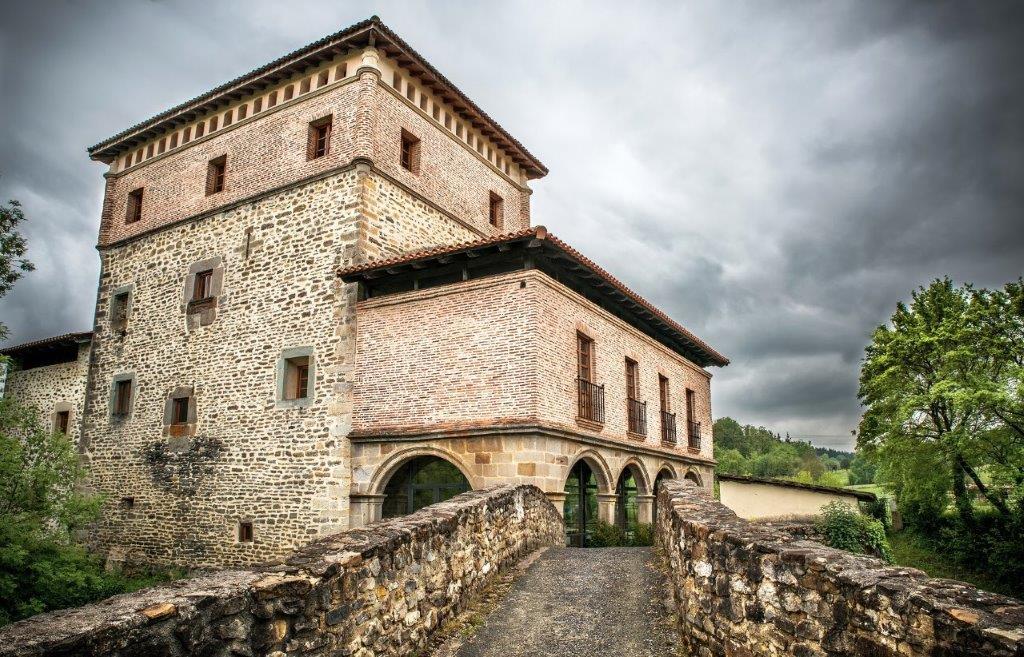 Torre Medieval de Murga Bodas Alava