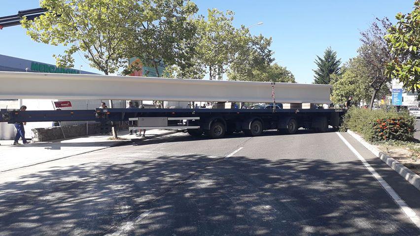 camion bloqueo alto de armentia