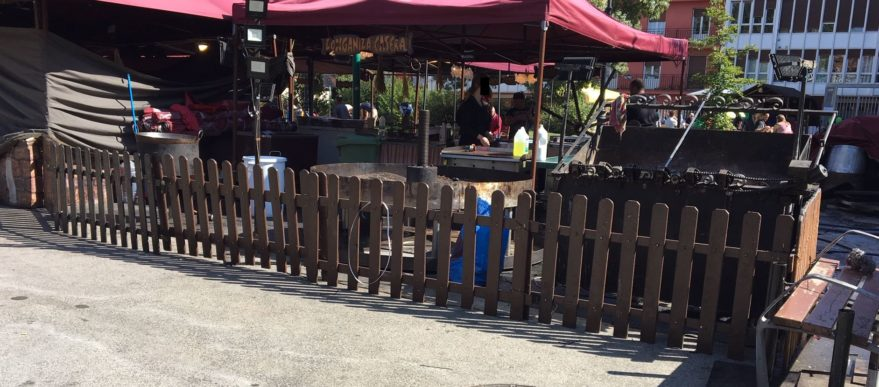 Carne mal estado vitoria mercado medieval