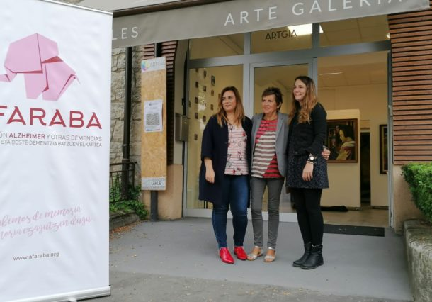 Vitoria celebra el Día del Alzheimer