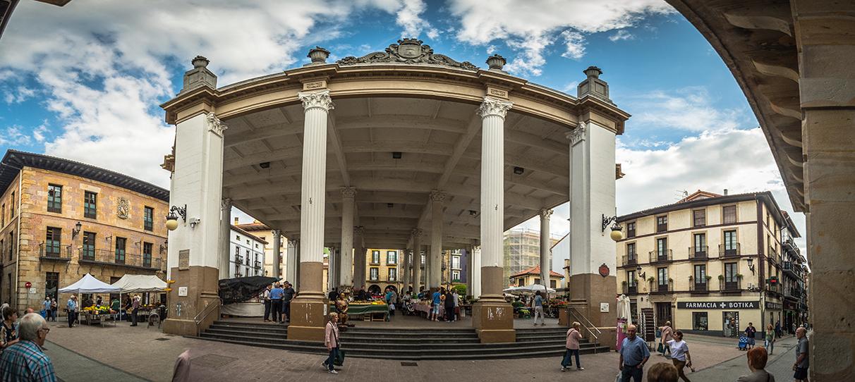 Mercado de Ordizia goierri