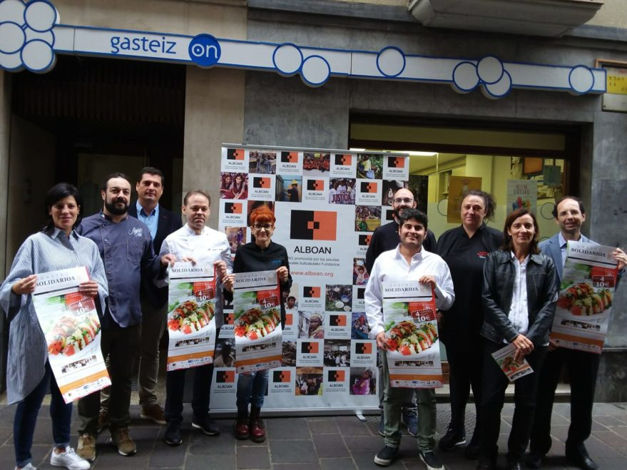 Presentación Gastro Solidarioa
