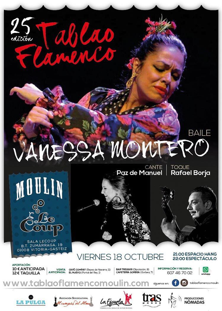 Tablao Flamenco @ Le Coup