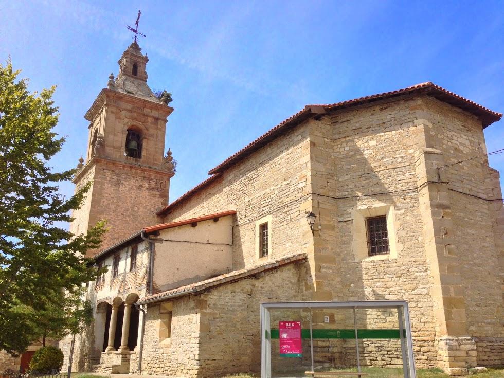 Uribarri-Arrazua-ermita