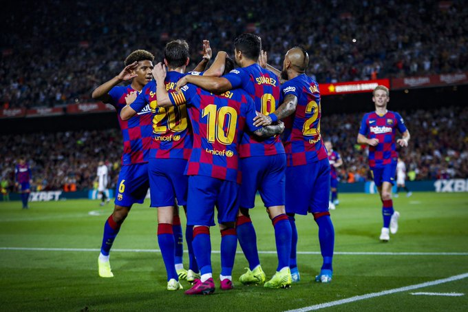 barcelona en vitoria
