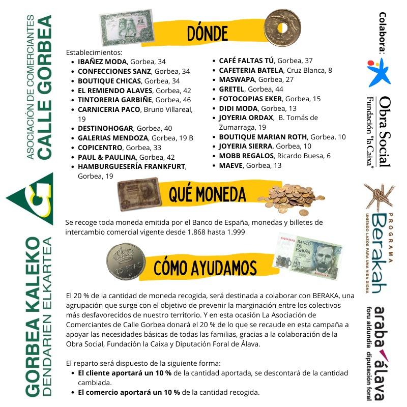 campana-peseta-calle-gorbea-comercio-vitoria-gasteiz
