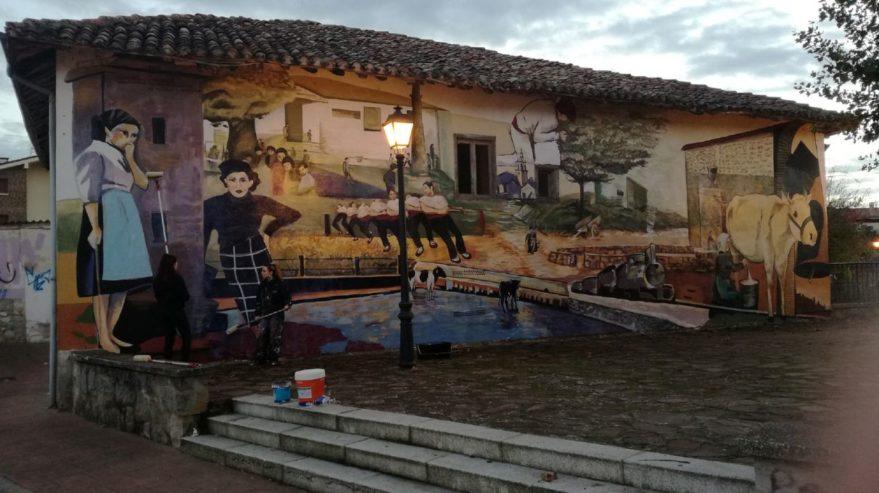 mural ali vitoria
