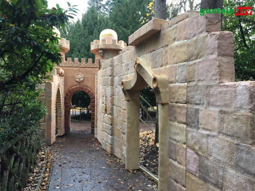 Castillo Herodes la florida Vitoria