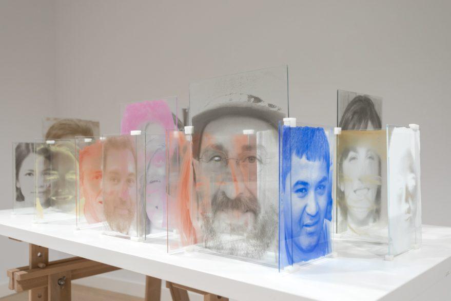 4 artistas alaveses exhiben sus fotocomposiciones